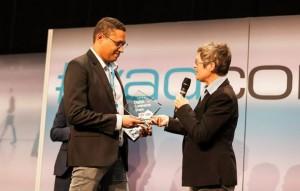 Thomas remise des prix VAD Connext 2014